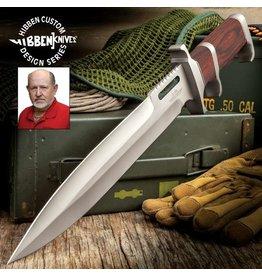 Gil Hibben Gil Hibben's - Sub Hilt Toothpick Bloodwood Edition