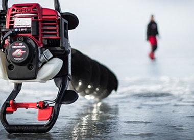 Ice Drills & Accessories