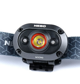 Nebo Nebo Mycro Headlamp & Cap Light - 400 Lumens