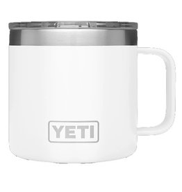 Yeti Yeti Rambler 14oz/414ml Mug White