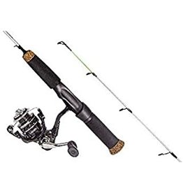 Frabill Ice Frabill - COMBO SPIN ICE HUNTER PREDATOR 34 MEDIUM H