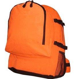WFS Dlx Blaze Orange Day Pack