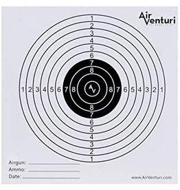 Air Venturi Air Venturi Paper Targets 100pk