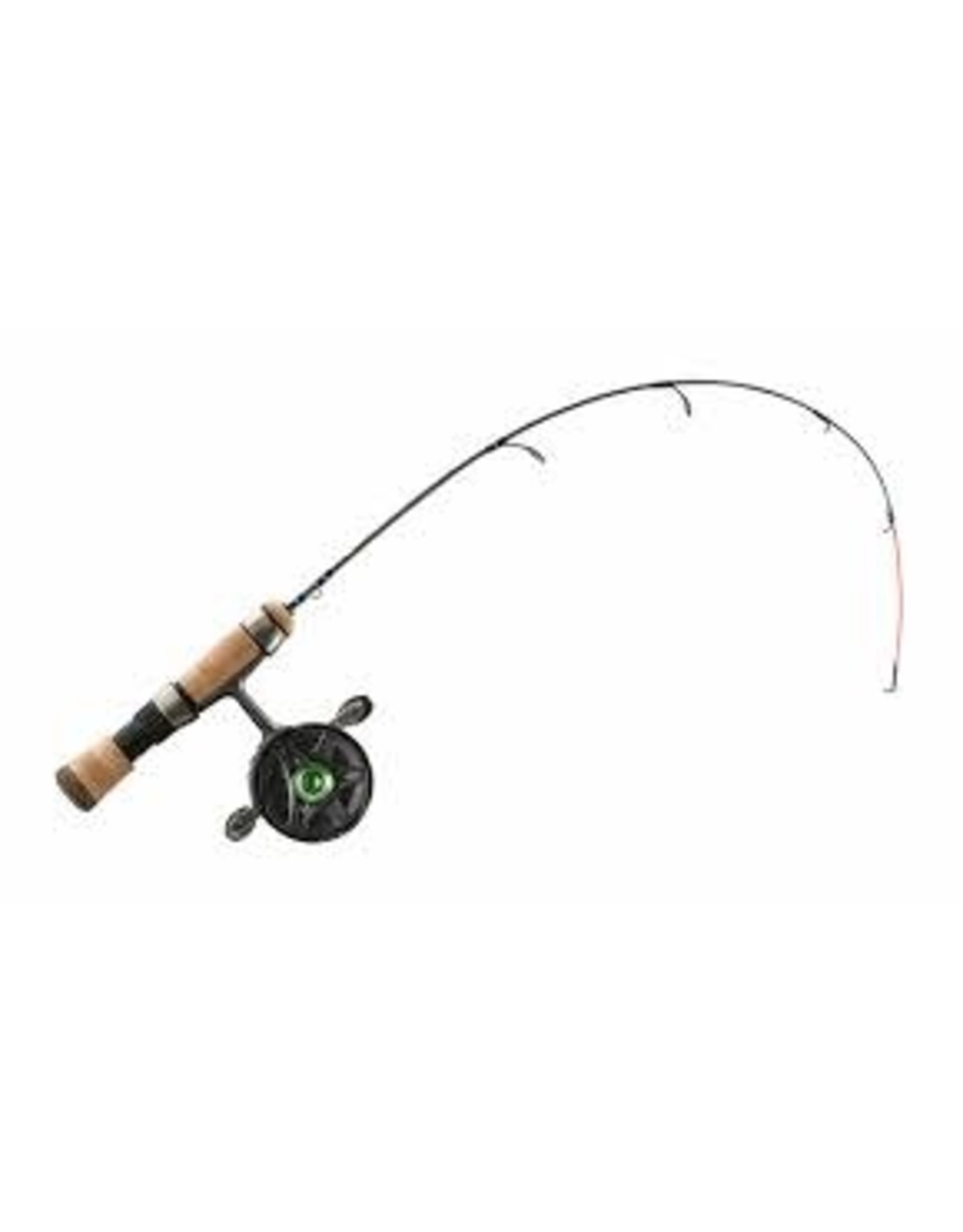 """13 Fishing 13 Fishing Snitch/Descent Inline Ice Combo RH 29"""""""