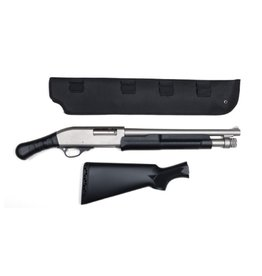 Churchill Churchill Shockwave Pump Action 12ga. w/ FREE Scabbard - Stainless
