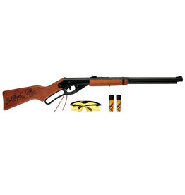 Daisy Daisy Red Ryder Package with glasses and bb's