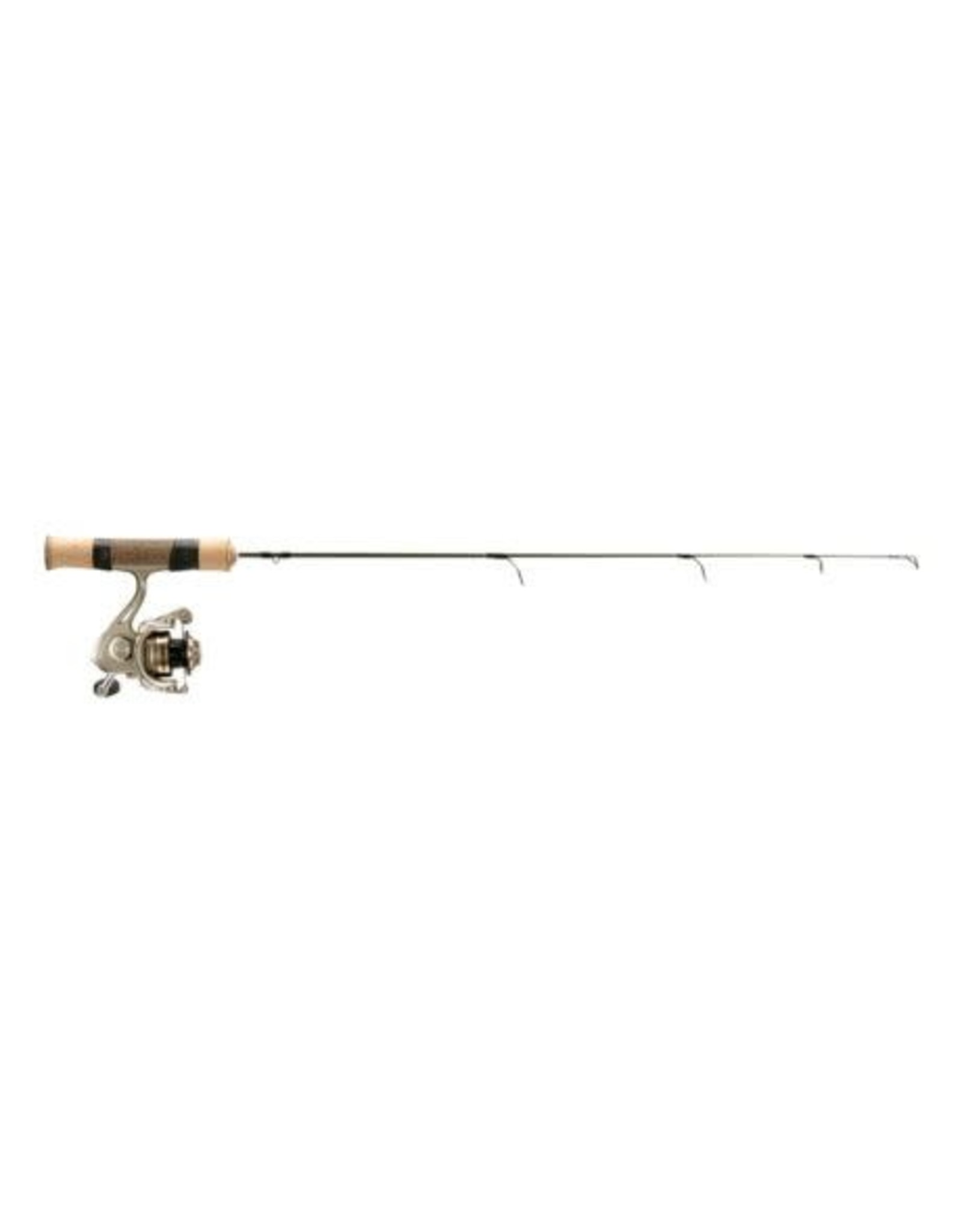 "13 Fishing 13 Fishing Microtec Walleye Ice Combo 28"" MH"