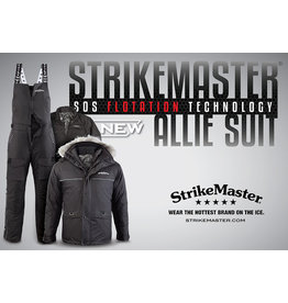 Strikemaster Strike Master Allie L  - Floating Ice Fishing Suit