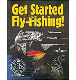 Book - Get Started Fly Fishing