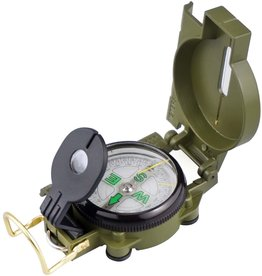 SE Precision Lensatic Compass with Map Scale