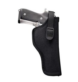 UNCLE MIKE'S Uncle Mike's Hip Holster-Cordura Sidekick Hip Holster Kodra Black Size 2, RH