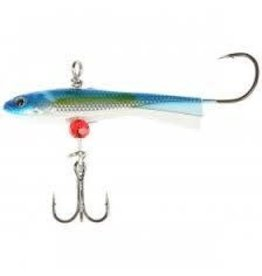 Freedom Lures Freedom Tackle - Turn Back Shad - Silver Blue