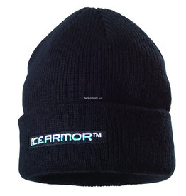 Ice Armor Ice Armor 9823 Toque Knit Black One Size Fits Most