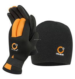 Celsius NG-HAT/L Neoprene Gloves/Hat L (040757)