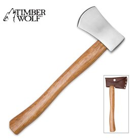 Timber Wolf Battle Throwing Axe TW524
