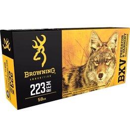 Browning Browning 223 REM 50gr BXV Varmint Expansion
