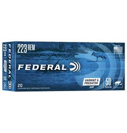 Federal American Eagle 223 REM 50GR JHP 20RD/Box