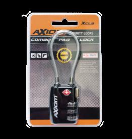 Axiom Axiom Combination Cable Lock  XCL9