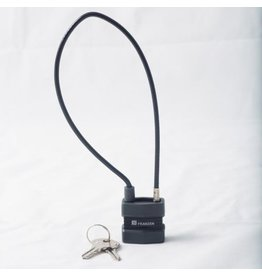 FRANZEN SECURITY PROD INC. Franzen Keyed Cable Lock 11131