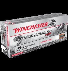 Winchester Winchester Deer Season 450 BUSHMASTER 250GR DS/XP AMMO