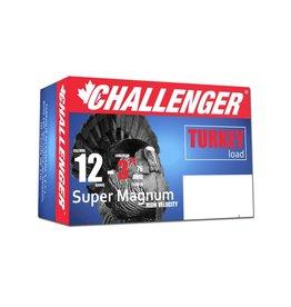 """Challenger Challenger Turkey Super Magnum 12 GA 3"""" 2 OZ.#5 TURKEY LOAD 10 PER/BOX"""