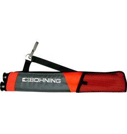 Bohning Bohning - Youth Tube Quiver, Gray & Orange