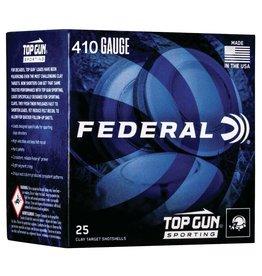 "Federal Federal Top Gun 410 GA 2.5"" 1/2oz #8 Shot"