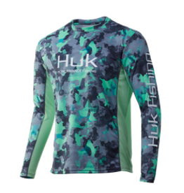 Huk Huk Youth Refraction Pursuit
