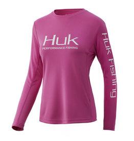 Huk Huk Womens Icon X LS
