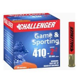 "Challenger Challenger .410ga Game Load #6 1/2oz 2.5"""