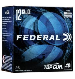 Federal Federal TG12-8 Top Gun Target Shotshell 12 GA, 2-3/4 in, No. 8