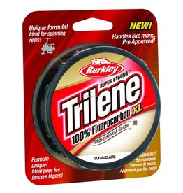 Berkley Berkley Trilene 100% Fluorocarbon XL Line 8lb 200yd Filler Spool Clear
