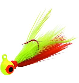 Northland Northland Fire-Fly Jig 1/16 oz, Sz 8 Red Lip-Stick Hook Sunrise