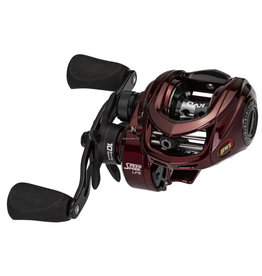 Lews Lew's KVD1H KVD Kevin Van Dam 6.2:1 RH Baitcast Reel, 10 bearing, P2 Super Pinion, Multi-Setting Brake, Speed-Keeper