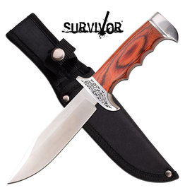"Survivor SURVIVOR HK-783 FIXED BLADE KNIFE 10.25"" OVERALL"