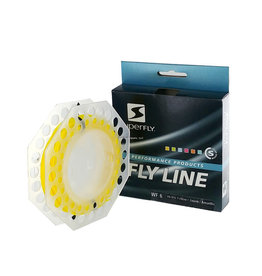 SUPERFLY FLY LINE-WF SINK TIP-6 WT