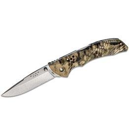 """Buck Knives Buck Bantam BHW Lockback Knife Kryptek Highlander Camo (3.625"""" Satin)"""