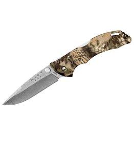 """Buck Knives Buck Bantam BBW Lockback Knife Kryptek Highlander Camo (2.75"""" Satin)"""