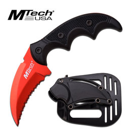 """MTech Usa MTech USA MT-20-63RD FIXED BLADE KNIFE 5"""" OVERALL"""