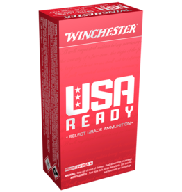 Winchester Winchester USA READY 9MM 115GR FMJ FLAT NOSE
