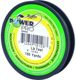 Power Pro Power Pro 21100500150E Spectra Braided Fishing Line 50lb 150yd Green