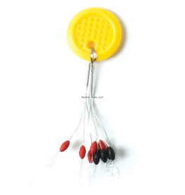 Eagle Claw Eagle Claw Bobber Stops 4-8lbs