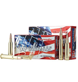 Hornady HORNADY American Whitetail 243 WIN 100 GR INTERLOCK 20/BX  8047
