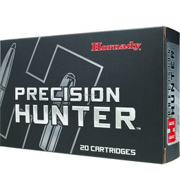 Hornady Hornady 81174 Precision Hunter Rifle Ammo 30-06 SPRG 178Gr ELD-X 20Rnd  81174