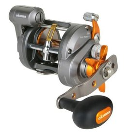 Okuma Okuma CW-303DLX CW Line Counter Reel, LH, 2BB + 1RB, 4.2:1 Ratio