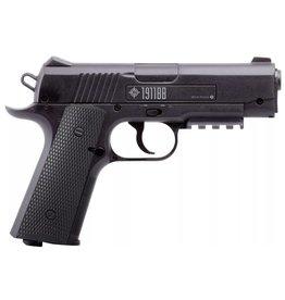 Crosman Crosman 1911 480fps CO2 BB Pistol accesory rail