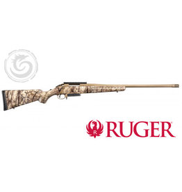 "Ruger Ruger American 6.5 Creedmoor 22"" Cerakote Bronze BBL"
