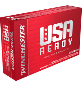 Winchester Winchester RED65 USA Ready Rifle Ammo 6.5 Creedmoor, FMJOT, 125 Gr, 2850 fps, 20 Rnd