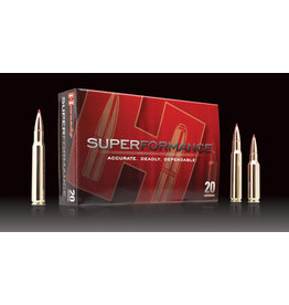 Hornady Hornady 8099 Superformance Rifle Ammo 308 WIN, GMX, 165 Grains, 2750 fps, 20