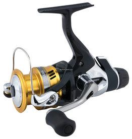 Shimano Shimano SH2500R Sahara 2500 Size Rear Drag Spinning Reel, 4 BB, 5.2:1 GR, 9.7oz, 6/200,8/140,10/120 Mono Line Capacity, Box